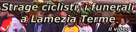 Video: funerali Lamezia Terme