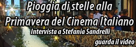 Video: Primavera Cinema Italiano - Intervista Stefania Sandrelli