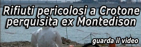 Video: discarica Crotone