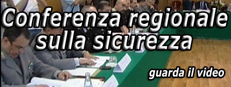 Video - conferenza regionale sulla sicurezza