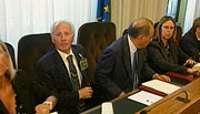 Lombardo in Commissione antimafia