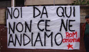 Rom a Cosenza