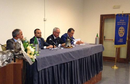 Rapporto Cittadinipa Il Convegno Rotary A Cosenza Nuova Cosenza