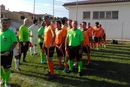 Tutino dopo il gol al Siena