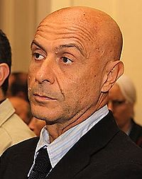 Marco Minniti. Foto dalla rete