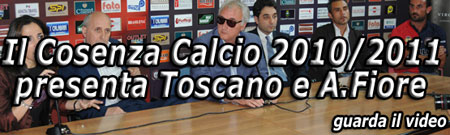 Video: Cosenza Calcio