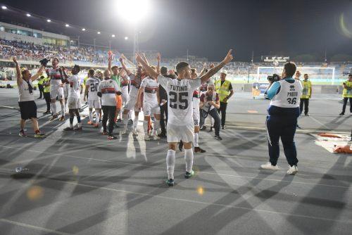 Tutino dirige la festa a Pescara